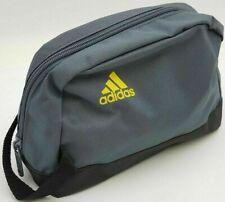 ADIDAS Travel Zipper Bag Toiletry, Cosmetics, Makeup, Shaving & More Uses
