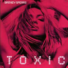 CD Single Britney SPEARS Toxic 2-Track  CARD SLEEVE Bloodshy avant's untoxicated