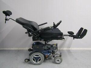 PERMOBIL C350 REAR WHEEL DRIVE WHEELCHAIR POWER TILT,RECLINE,LEGS AND LIFT.