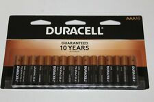 NEW 2020 Duracell Coppertop Alkaline AAA Batteries, Pack Of 16 Batteries EXP2029