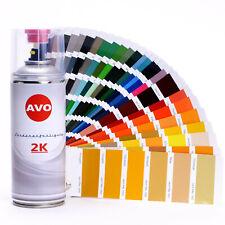 2K Uni Autolackspray VW L20B Leuchtorange in der SprayMax Dose 400ml SF4002k