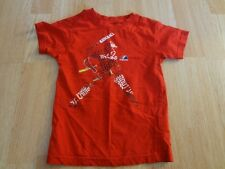 Youth Girls St Louis Cardinals S (4) Tee T-Shirt Majestic (Red)