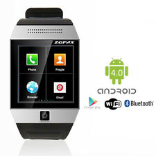 Unlocked Android 4.0 Mini Tablet PC Watch Smart Phone Bluetooth ~AT&T / T-Mobile