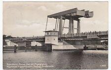Normalformat Ansichtskarten aus Mecklenburg-Vorpommern mit dem Thema Brücke