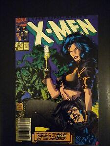 THE UNCANNY X-MEN #267 THE FULL GAMBIT Near Mint 1990