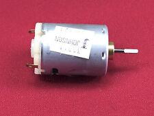 1X  Johnson Electric Type 3 DC Runs 6VDC - 24VDC  Motor 9,000 - 18,000 RPM Hobby