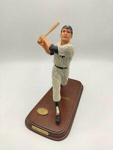 Mickey Mantle New York Yankees Danbury Mint Figure Statue