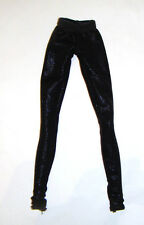 Barbie Fashion Black Tight Pants For Model Muse Dolls fn784