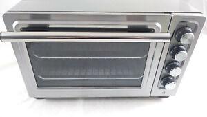 KitchenAid Countertop Compact Convection Toaster Oven KCO253Q2SS KCO253Q2