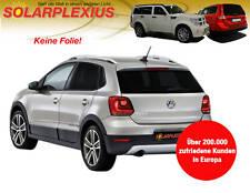 Autosonnenschutz Tönung fertige Vorsatzscheiben VW POLO 9 N (5-Türer) Bj.01-09