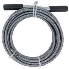 "50' Pipe Drain Auger / Snake Clog Remover 3/8"" Diameter"