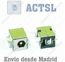 CONECTOR DC jack Asus X54H para el Portatil placa base Corriente DC