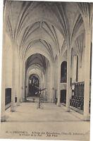 72 - CPA - Abtei von Solesmes - La Kapelle L'Abbatiale
