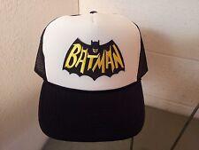 BATMAN MESH BASEBALL CAP