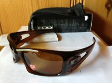 NEW Oakley - Crankcase - Sunglasses, Rootbeer / Bronze Polarized, OO9165-07