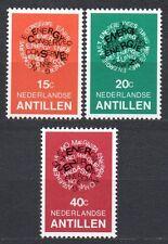 Dutch Antilles - 1978 Saving energy Mi. 367-69 MNH
