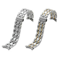 22mm Solid Stainless Steel Strap Bracelet Watch Strap Band For Tissot T035 407a