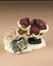 2005 Boyds Bear Mr. Kringlefrost Goldfish ~Christmas ~ Resin Figurine 1E