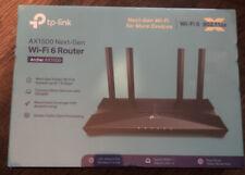 **NEW** TP-Link AX1500 Next-Gen WiFi 6 Router Archer AX1500