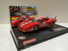Slot car SCX Scalextric Carrera 25727 Evolution Ferrari 512 BB LM NART LM 1979
