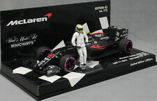 Minichamps McLaren Honda MP4-31 Abu Dhabi 2016 Jenson Button 530164022 Ltd 1008
