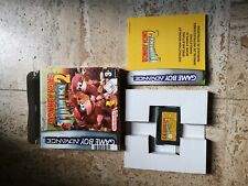 Donkey Kong Country 2 - Nintendo GameBoy Game boy Advance GBA Boite notice