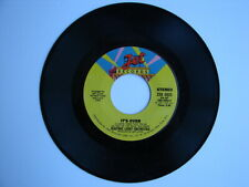 """Electric Light Orchestra 1977 Its Over 7"""" 45 Usa Jet Zs8 5052 Unplayed"""