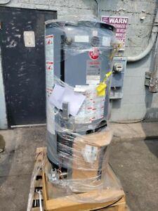 Rheem G75-125 Nat Gas 75 Gallon Commercial Water Heater 125,000btu