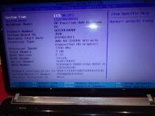 HP Laptop DV6-6000 650850-001 AMD Motherboard 100% TEST OK carte mère AMD A4