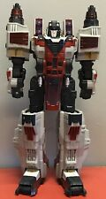 "Transformers Cybertron Starscream Giant 14"" Figure Supreme Class Rare RID Jumbo"