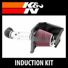 K&N Typhoon Performance Air Induction Kit - 69-2526TP - K and N High Flow Part