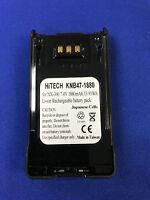 10 batteries(Japan Li2A) For Kenwood #KNB47L*Slim NEXEDGE NX200/NX300/TK5200...