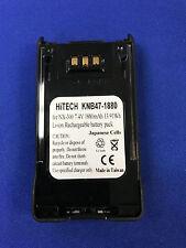 Hitech battery Knb47L*Slim(Japan Lilon1.88A)for Kenwood Nexedge Nx200/Nx300 Sale