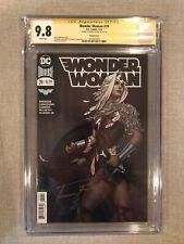 Wonder Woman #39 (2018) CGC 9.8 SS Jenny Frison DC Comics