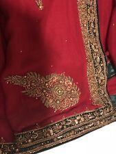 Pakistani/Indian Bridal Wear/ Bridal Saree