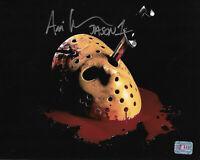 Ari Lehman Signed 8x10 Photo COA - Autographed 1st Jason Voorhees Friday 13th