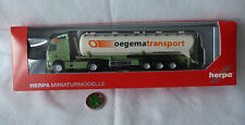 Herpa H0 1:87-158084 Volvo FH Spedition Oegema Transport  OVP
