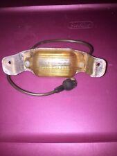 NOS GM 910999 911556 LICENSE PLATE LAMP W/ LENS 5955195