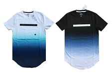 New Hollister  mens Ombre Tshirt print Logo Graphic Tee All Sizes Free Shiping