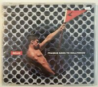 FRANKIE GOES TO HOLLYWOOD : RELAX (1993 RMX + 83 EXT.) ♦ New & Sealed Maxi-CD ♦