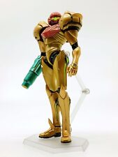 Authentic figma 349 METROID PRIME 3 CORRUPTION Samus Aran Figure no box