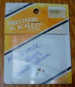 Precision Scale #3040 Reverse Lever Small Steam Type (Brass Casting)