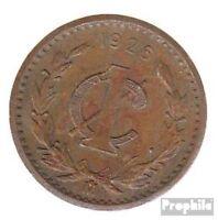 Mexiko KM-Nr. : 415 1946 sehr schön Bronze 1946 1 Centavo Adler
