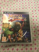 Monkey Island Special Edition Collection Game PlayStation 3