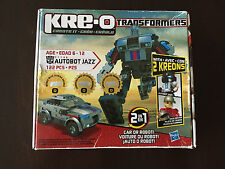Transformers KRE-O Autobot Jazz 31146 with Minifigures