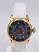 1 5/16in on Sale New Watch Locman Toscano Ref595Wn/720 Lady Plated