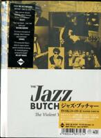 JAZZ BUTCHER-THE VIOLENT YEARS-IMPORT 4 CD WITH JAPAN OBI N44