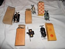 VINTAGE LOT OF 6 RECEPTACLES ARROW, CIRCLE F, PASS SEYMOUR ECT