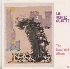 LEE KONITZ     CD    THE NEW YORK ALBUM   SOUL NOTE