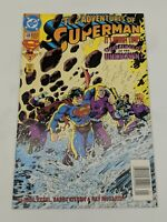 The Adventures of Superman #508 (January 1994) Vintage DC Comics